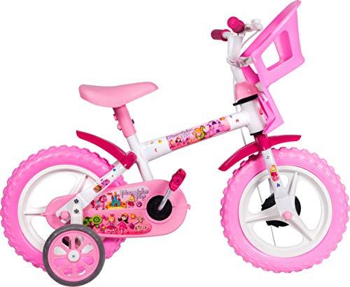 Bicicleta, Styll Baby, Rosa, Aro 12, Styll Baby, Rosa, Aro 12