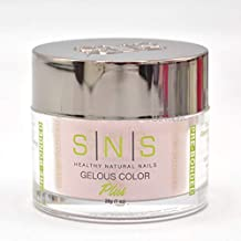SNS Nail Gelous Winter Wonderland Collection Dipping Powder NO U/V NO SMELL (WW23 Mink Stole)