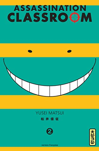 Assassination classroom - Tome 2