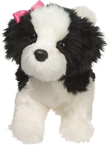 Douglas Poofy Shih-Tzu Dog Plush Stuffed Animal