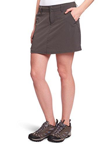 Columbia Silver Ridge Falda pantalón, Mujer, Gris (Grill), 38