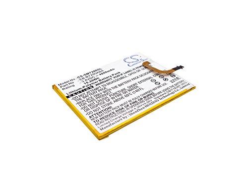 TECHTEK batería sustituye EB-BT280ABA, para EB-BT280ABE, para GH43-04588A Compatible con [Samsung] Galaxy Tab A 7.0 2016 4G LTE, Galaxy Tab E 7.0 2016 4G LTE, SM-T280, SM-T285, SM-T285M, SM-T285YD