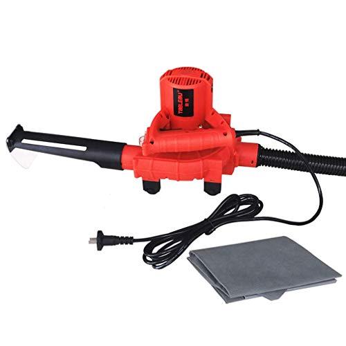 YLJYJ Polvo de Servicio Pesado, con Base de polea y diseño de protección contra el Polvo - También se Puede Usar como aspiradora -...