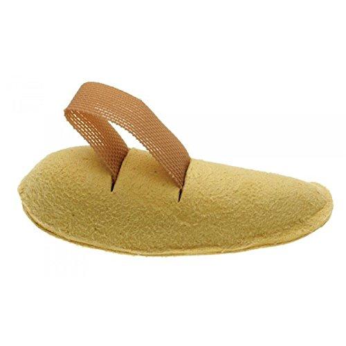 En forme de croissant Chamois cuir orteil Accessoires | confortable orteil boucle élastique