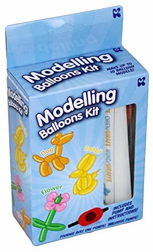 Carousel Toys and Gifts Paquete de 24 globos de modelado con bomba