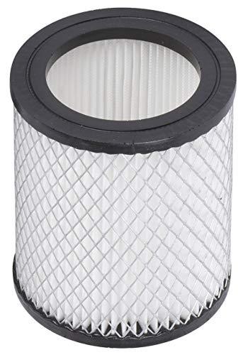 Filtro di Ricambio per bidone aspiracenere Universale HEPA Hit PH0315 Misure h12,3x10,7 Foro Interno 7,3 cm