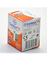 Bayer Contour TS Blood Glucose Test 50 Strips