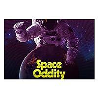 David Bowie デヴィッド・ボウイ Space Oddity 1000ピース 知育玩具ジグソーパズル 人気mini puzzle イマジネーションシリーズ 挑戦的なおもちゃ 大人子供向けジグソ 木製パズル 誕生日 クリスマス プレゼント