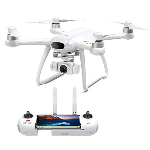 Potensic Dreamer Drones with 4K Camera for Adults, 31Mins Flight Time 2Hrs Charge, GPS RC Quadcopter with Brushless Motors, Auto Return Home, Altitude Hold, Follow Me, 5.8G WiFi, Long Control Range