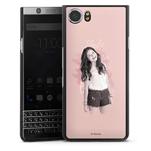 DeinDesign Hard Hülle kompatibel mit BlackBerry KeyOne Schutzhülle schwarz Smartphone Backcover Soy Luna Offizielles Lizenzprodukt Disney