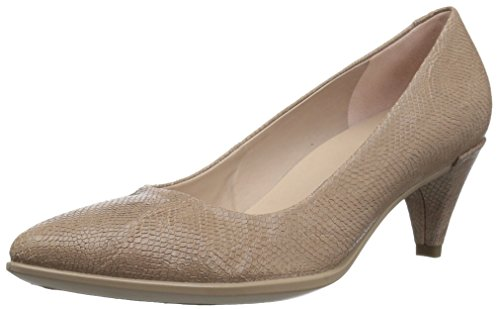 ECCO Damen Ecco Shape 45 Pointy Sleek Pumps, Beige (Dune 1212), 40 EU