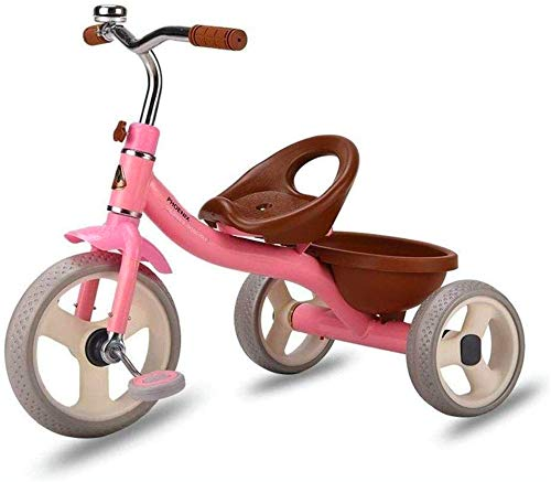 【New upgrade】 Pushchairs Children's Rocking Horse Trikes Trike Strollers for Kids Stroller Outdoor Children's Bicycle Indoor and Outdoor Tricycle Children Aged 1-3-6 As Baby Products Stylish Pushchair