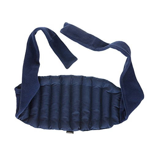 Sunny Bay Lower Back and Shoulder Joint Heat Wrap with Extra Long (72 Inches) Straps, 10