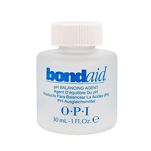 OPI Bond Aid False Nails, 30 ml / 1 Fluid Ounce by OPI (English Manual)