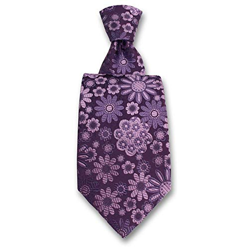 Robert Charles - Cravate Pisa Violet