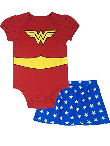Wonder Woman Infant Baby Girls' Costume
