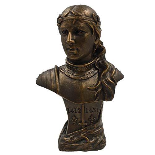 Isideco Büste Jeanne d'Arc nach Vorlage von Goldscheider