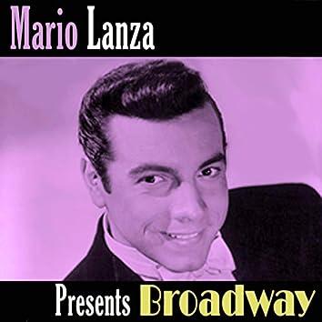 Mario Lanza Presents Broadway