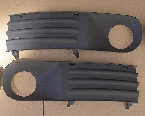 A1 Gitter & BLENDEN für STOßSTANGE NEU LÜFTUNGSGITTER Blende STOßSTANGE Halterung Halter Nebelscheinwerfer Links+rechts Neu