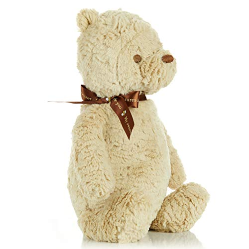 Disney Baby Classic Winnie the Pooh Stuffed Animal Plush Toy  17.5 inches