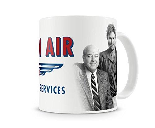 Offizielles Lizenzprodukt Daltons Air Kaffeetasse, Kaffeebecher