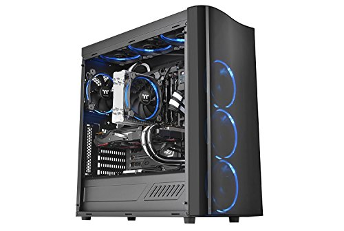 Thermaltake Riing 12 RGB Sync Edition Gehäuselüfter (3 Pack, kompatibel mit ASUS, Gigabyte, MSI, Asrock und Biostar)