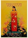 Póster De Pintura En Lienzo, Famoso Viaje Mundial, Italia, Tailandia, Londres, Cartel Retro, Cartel Vintage, Impresión, Núcleo De Dibujo, Pintura Decorativa