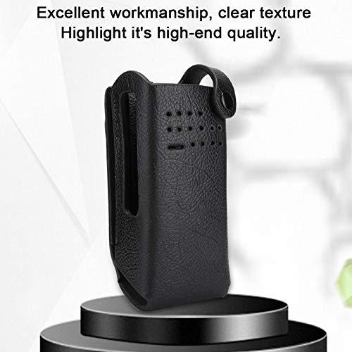 Surebuy Estuche de Radio bidireccional para walkie Talkie Conveniente, para walkie-Talkie Motorola GP328D