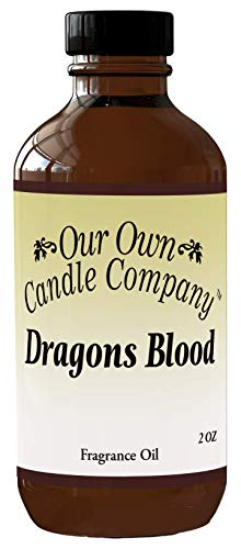 Our Own Candle Company Fragrance Oil, Dragons Blood, 2 oz