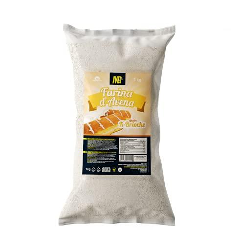 MG Food Farina di Avena Aromatizzata al gusto K-Brioche - 1kg