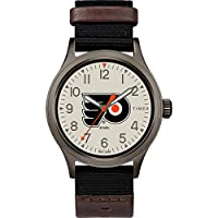 Timex Men's TWZHFLYMB NHL Clutch Philadelphia Flyers Watch