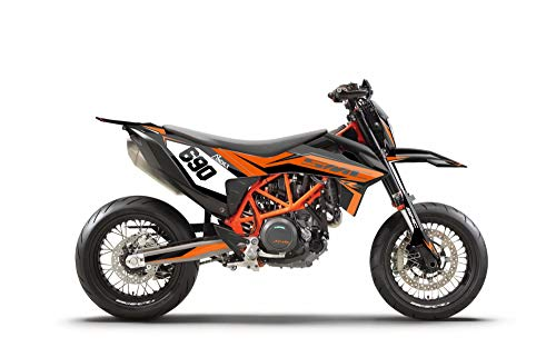 KTM 690 SMC-R Dekor 2019-2021 SMC-R (Orange)
