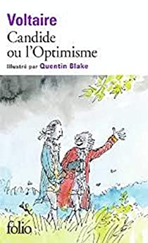 CANDIDE OU L'OPTIMISME(illustre'e) (French Edition) by [VOLTAIRE VOLTAIRE]