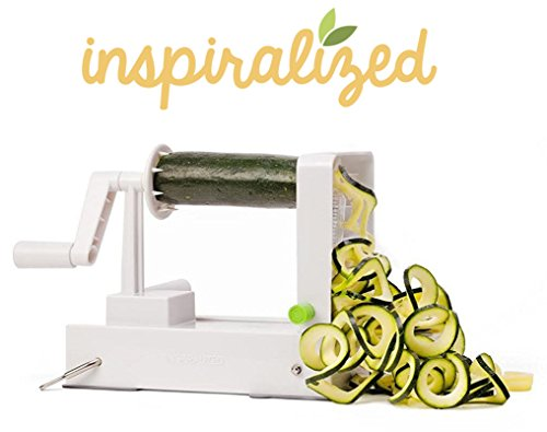 Spiralizer Inspiralizer Pro: Official vegetable spiralizer of Inspiralized