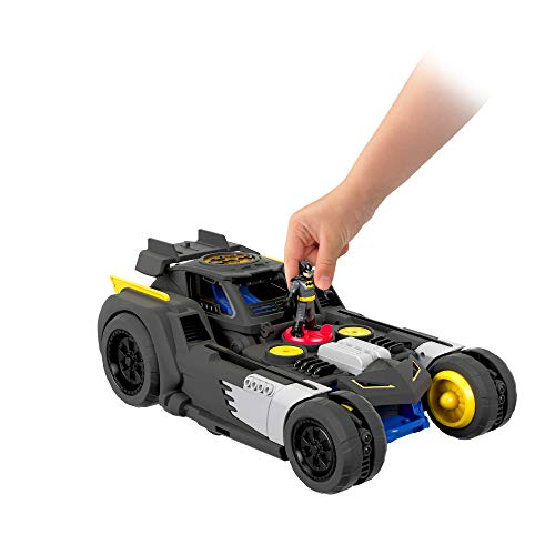 Transforming Batmobile is one of the favorite toys for preschool-aged boys this year