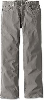 Men's 5-Pocket Stretch Twill Pants