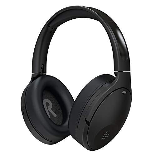 Tronsmart Apollo Q10 ANC Auriculares Inalambricos Bluetooth 5.0, Cancelación Activa de Ruido, 100 Horas de Reproducción, Cascos Circumaurales con 5 Micrófonos, Control Táctil, Diseño Cómodo y Plegable