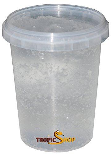 Tropic-Shop - Wassergel gebrauchsfertig 500ml für Reptilien & Spinnen & Insekten