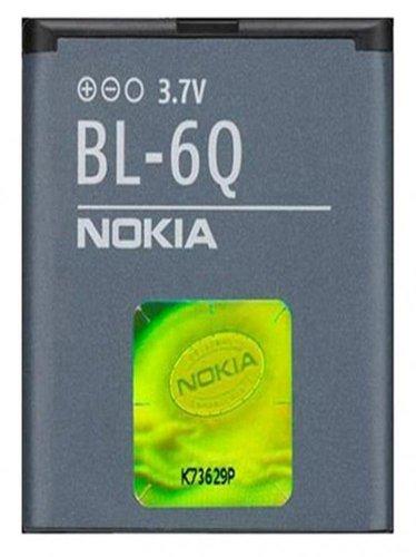Lithium-Ionen-Akku BL-6Q für Nokia, 970mAh
