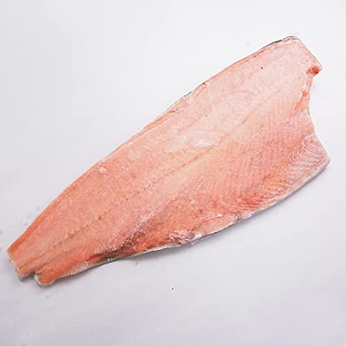 築地魚群 秋鮭フィレ約1kg 冷凍便