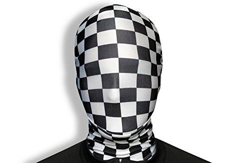 Morphsuits Masques de Carreaux