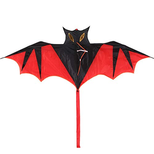 Masterein Animal Cartoon Kite Kinder Erwachsene Anfänger Strand Outdoor Games Kite Sommer Easy Flyer Fiberglasstäbe