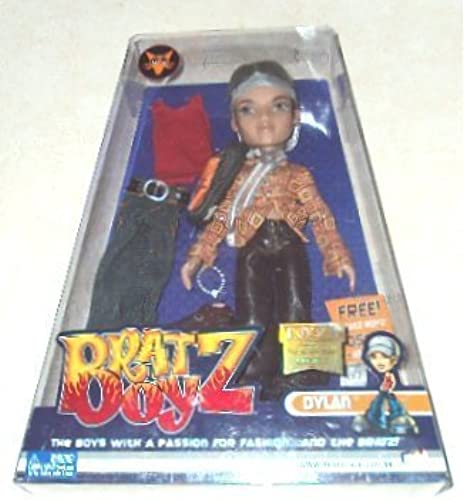 Bratz Doll Dylan Boyz New