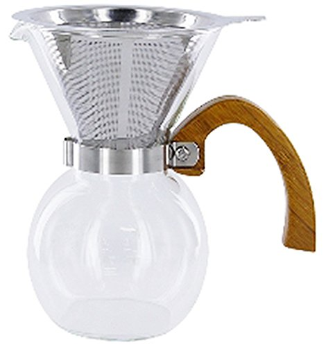 バンブー コーヒーサーバー (400ml/3cup) YCD3