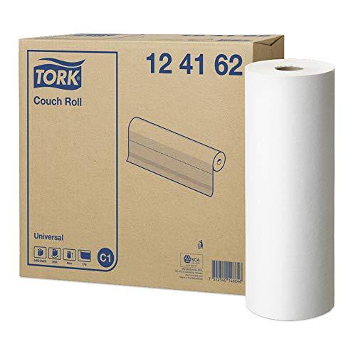 Tork 124162 - Rollo de mesa universal (185,2 m de largo, 45 cm de ancho), color blanco