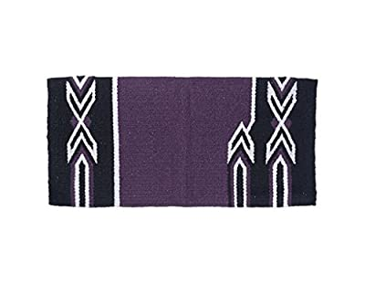 Tough 1 Tomahawk Double Weave Saddle Blanket