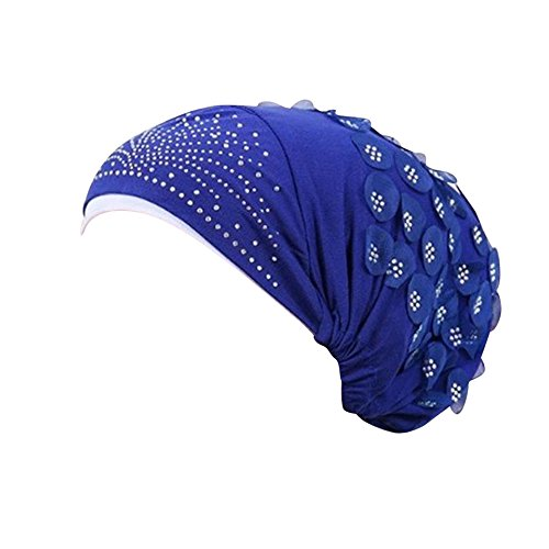 LOPILY Turbante Mujeres Gorro para Dormir Pañuelo musulmán...
