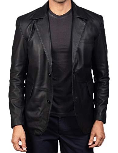 COOFANDY Mens Lightweight Blazer Sport Coats Casual Sport Jacket Blazers (Blue XS)