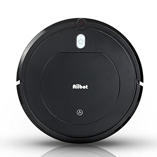 Read About Fabal High Suction Rechargeable Smart Robot Vacuum Floor Cleaner Sweeping Suction (Black)