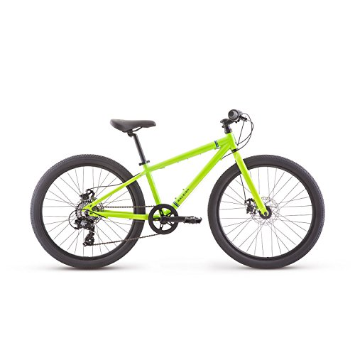 Raleigh Bikes Redux 24 Kids Mountain Bike for Boys & girls Youth 8-12 Years Old